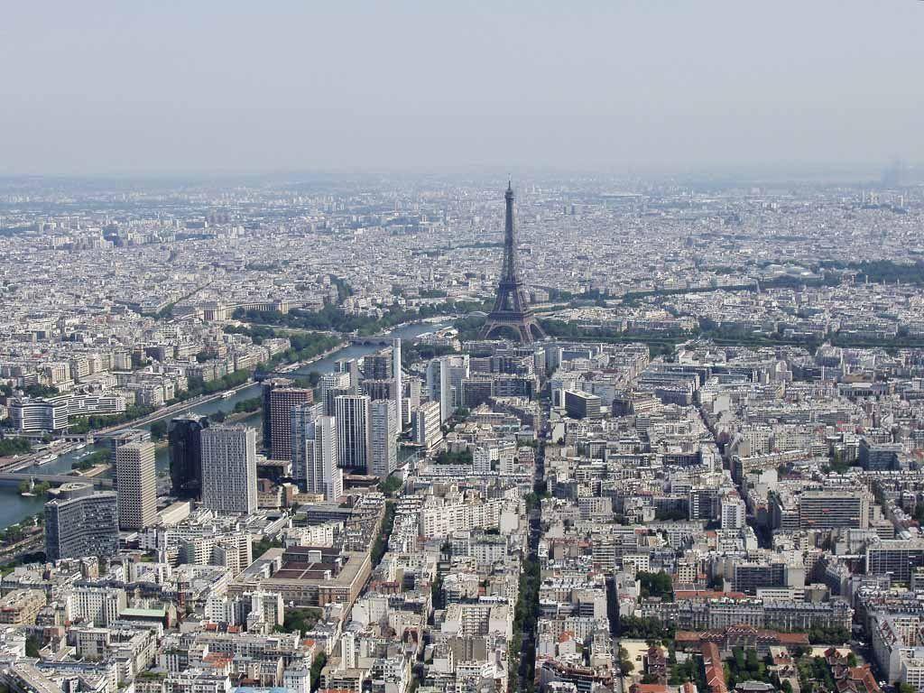 France vue du ciel page 3 for Les photos de paris