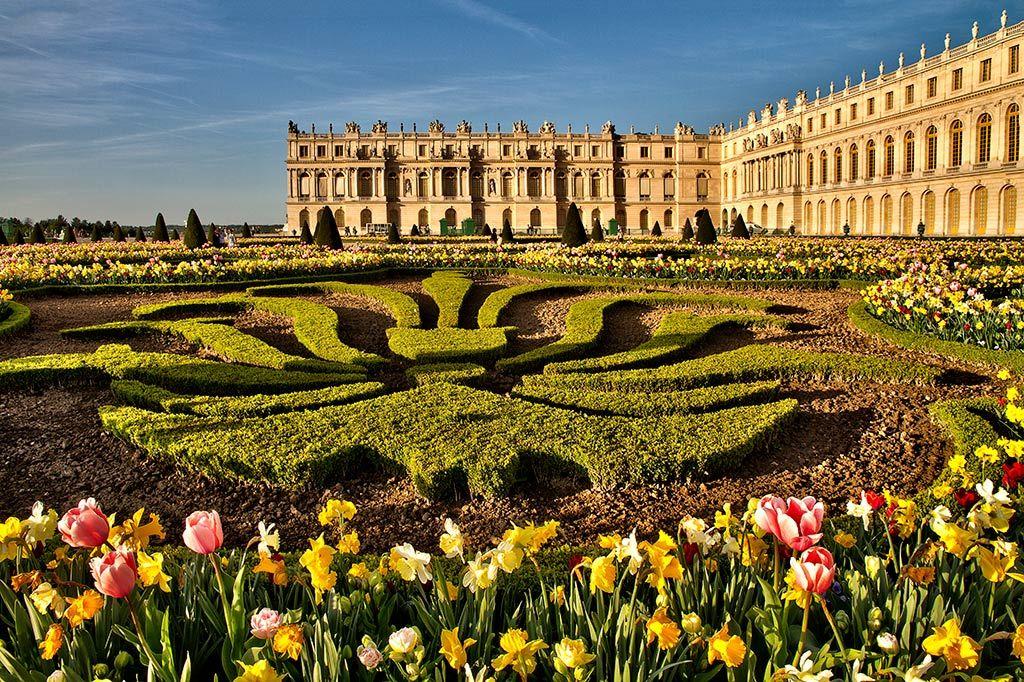 Chateaux france page 8 - Jardin du chateau de versailles gratuit ...